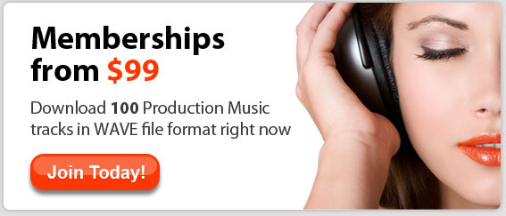 Royalty  Free Production Music Downloads