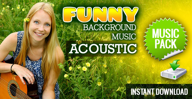 Funny Background Music – Acoustic V1