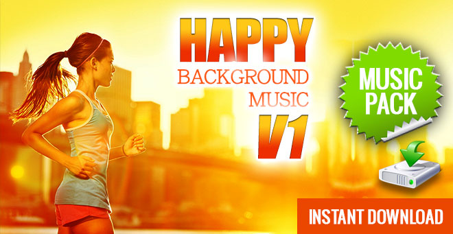 Happy Background Music V1
