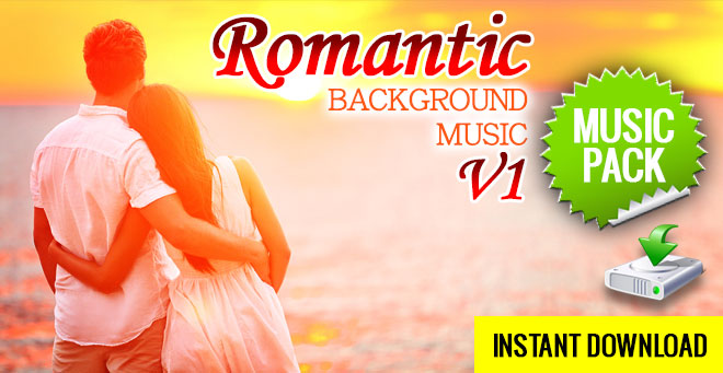 Romantic Background Music V1