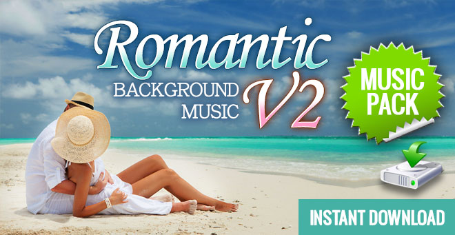 Romantic Background Music V2