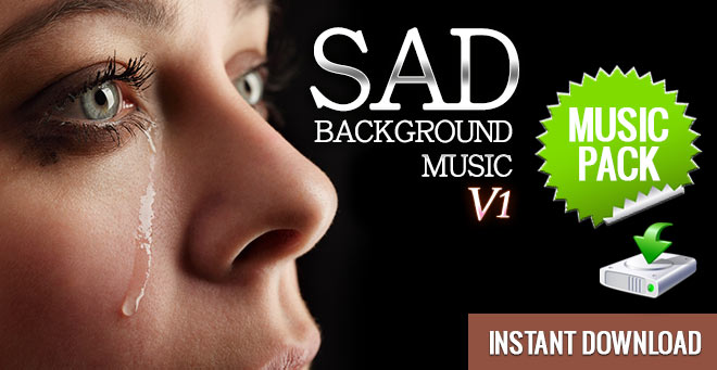 Sad Background Music V1 - Royalty Free Music Download