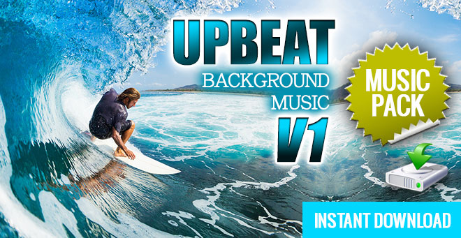 Upbeat Background Music V1